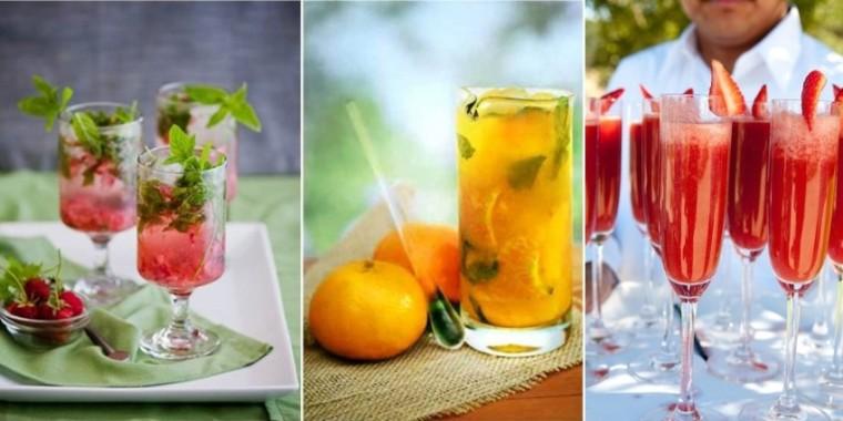 composição bebidas