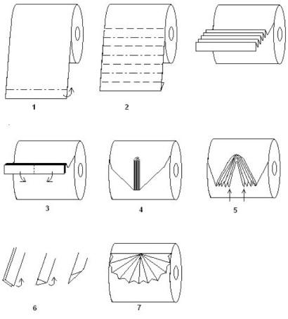 Origami de Papel Higiênico 03