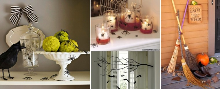 detalhes na decoração Hallowen