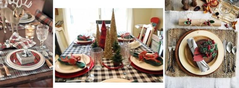 composição 03 - Mesa de Natal