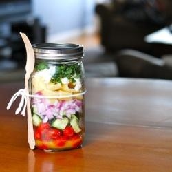 Jar Salad 03